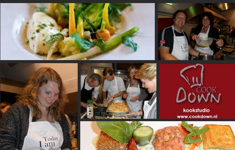 teamuitje, familie uitje, kookworkshops bij kookstudio Cook Down